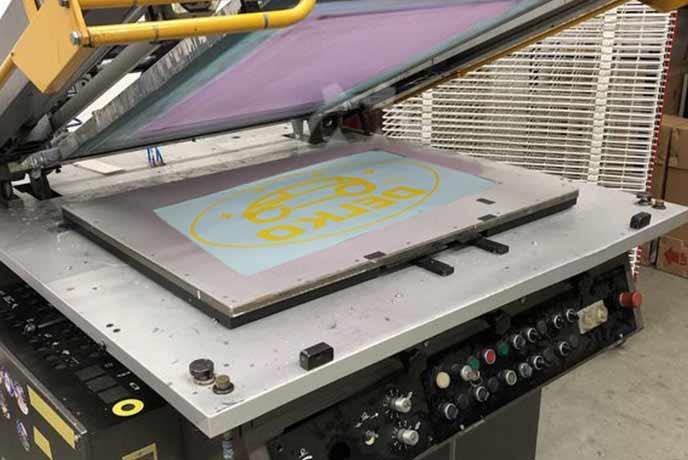 Personnalisation textile par le Transfert sérigraphique